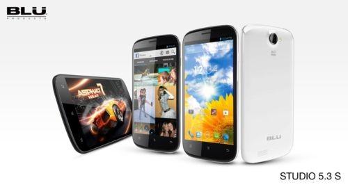 "BLU Products: 3 ""свежих"" телефона"