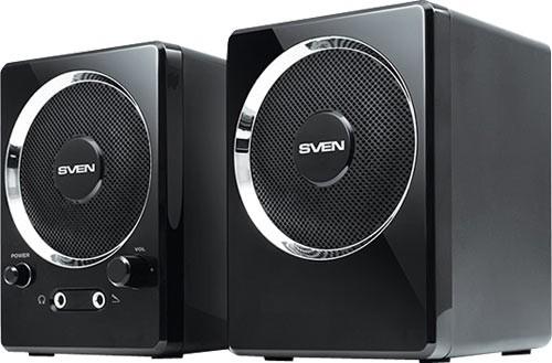 SVEN продемонстрировала свежую акустику класса 2.0