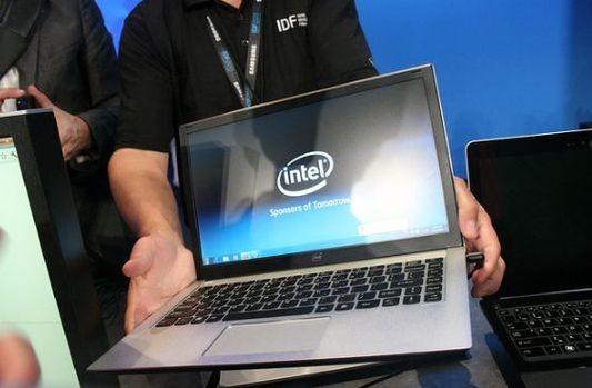Компьютеры на основе чипов Intel Haswell способны к продажам
