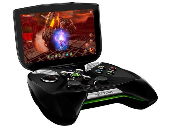 Организация Nvidiа начала принимать заявки на консоль Shield