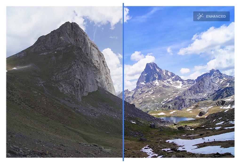 """В Google+ Photos интегрировали автоматический """"улучшайзер"""""""
