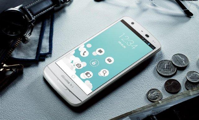 NEC Medias X 06E: первый телефон с жидкостным замораживанием