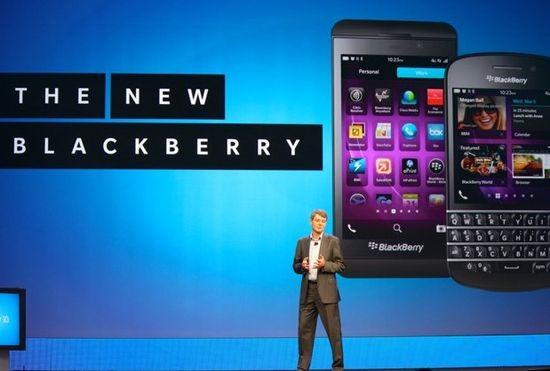 В BlackBerry гарантируют Full HD экраны до конца 2013 года