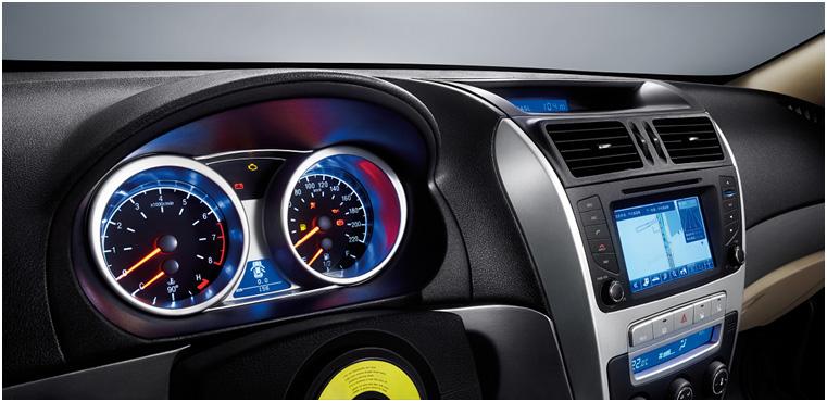 Джили вводит на рынок Украины внедорожник Эмгранд X7