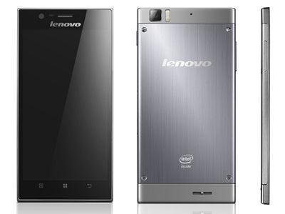 "Телефон Lenovo K900 на ""ядерной"" тяге"