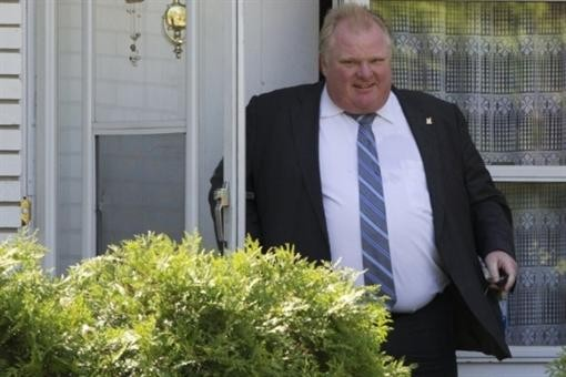 Градоначальника Торонто словили на табакокурении крэка