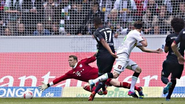 «Бавария» одержала сильную победу над «Боруссией»