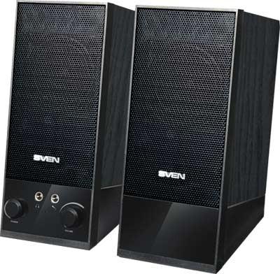 SVEN произвел акустику 2.0 SPS-604