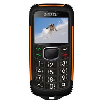 Организация Overseas выпустит предохраненный телефонный аппарат Ginzzu R5 Dual