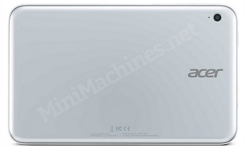 Acer продемонстрировала Iconia W3, малогабаритный планшетник на Виндоус 8