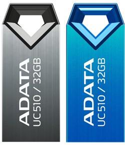 ADATA DashDrive Choice UC510: ёмкие мини-флэшки