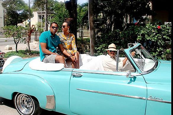 Бейонсе продемонстрировала домашние фото с досуга на Кубе (фото)