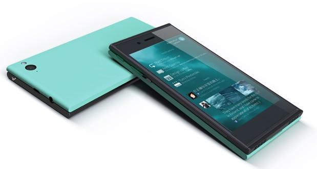Представлен первый телефон Jolla на базе Sailfish