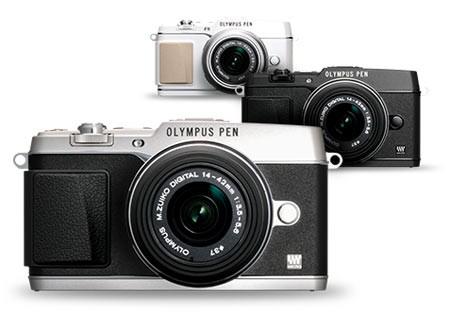 Камера Olympus PEN E-P5 вскоре в реализации