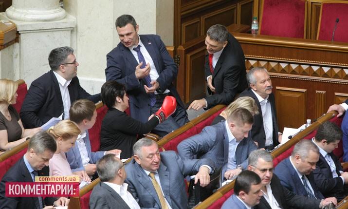 Захарченко: В провокации 18 июня виноваты нардепы