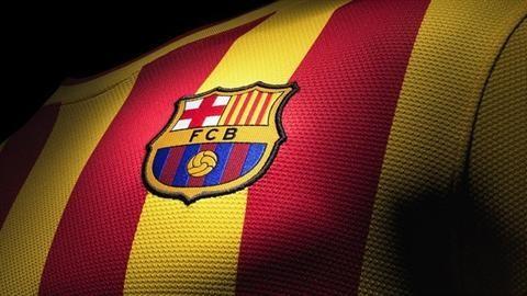 «Барселона» продемонстрировала свежий набор гостевой формы