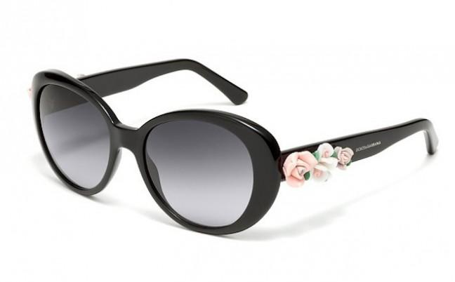 Цветочная коллекция очков Dolce & Gabbana (фото)
