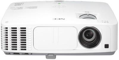 В начале июня будет первый Full HD-проектор NEC с помощью 3D