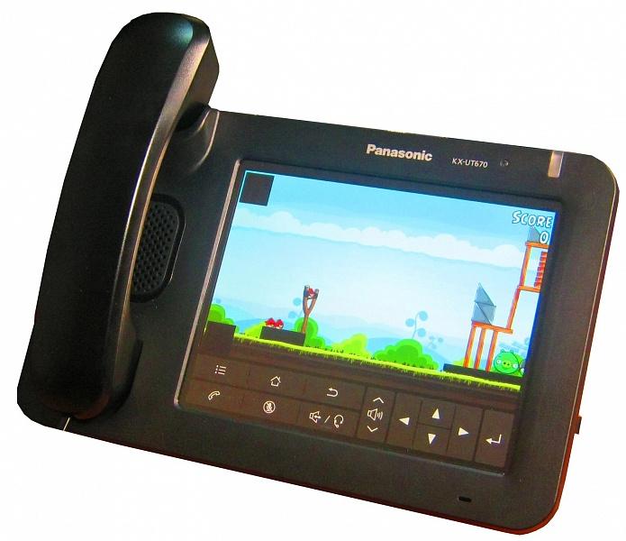 SIP-телефоны Sony KX-UT248 и KX-UT670