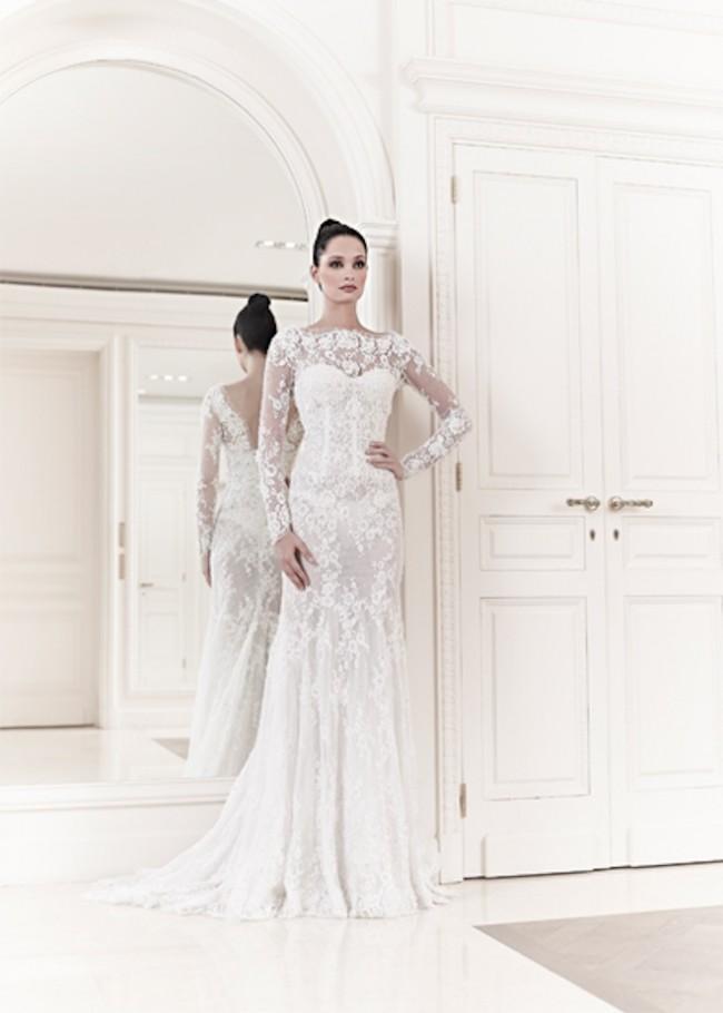 Коллекция свадебных платьев от Zuhair Murad (фото)