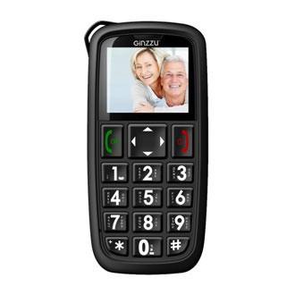 Ginzzu R31 Dual телефонный аппарат для пенсионеров