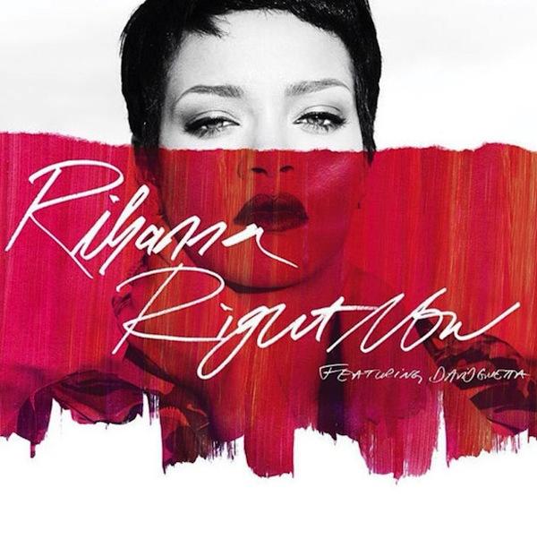 Рианна продемонстрировала обложку собственного нового альбома (фото)