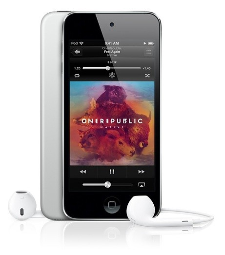 Эпл произвела экономный iPod touch 16 Гигабайт