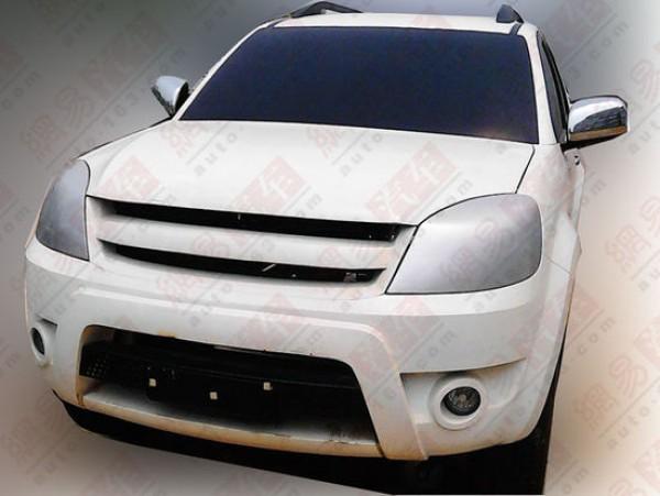 Форд выпустит кроссовер для рынка Китая
