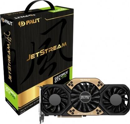 Организация Palit продемонстрировала GeForce GTX 770 JetStream