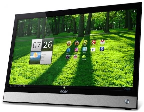 Acer делает телевизор с Intel Haswell и Андроид