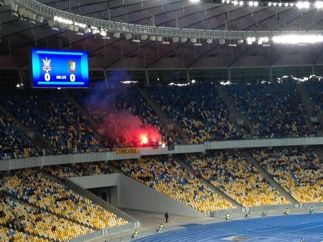 Сегодня Украина не сумела одолеть Камерун