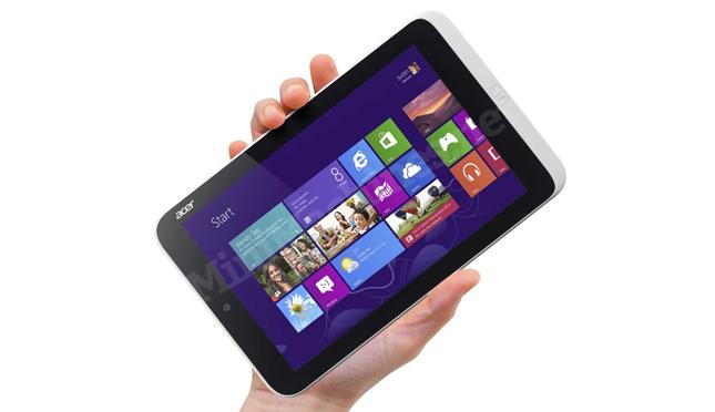 Самый малый планшетник на Виндоус 8. Acer Iconia W3