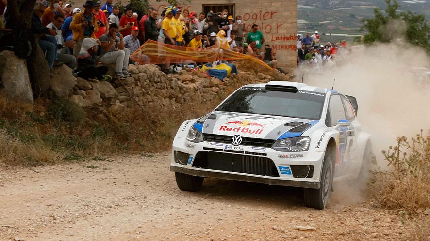 WRC: Авто-ралли Греции выиграл Яри-Матти Латвала