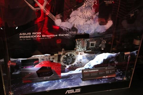 ASUStek Computer адаптер GeForce GTX 770 с смешанным кулером