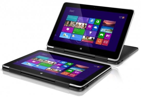 Dell XPS 11 с 11,6-дюймовым дисплеем разрешением 2560 х 1440
