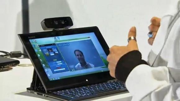 Intel продемонстрировала регулирование жестами при помощи Creative Senz3D