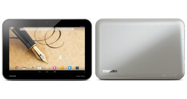 Микропланшеты Toshiba Excite Pro и Excite Write с Tegra 4