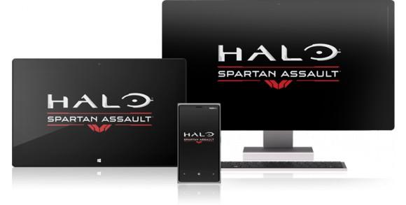 Анонс Halo: Spartan Assault для Виндоус 8 и Виндоус Phone 8
