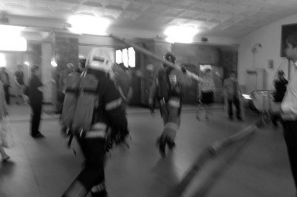 Количество потерпевших пожара в столичном метрополитене увеличивается