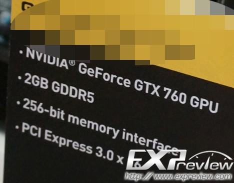 На стенде Zotac засветился графический адаптер GeForce GTX 760