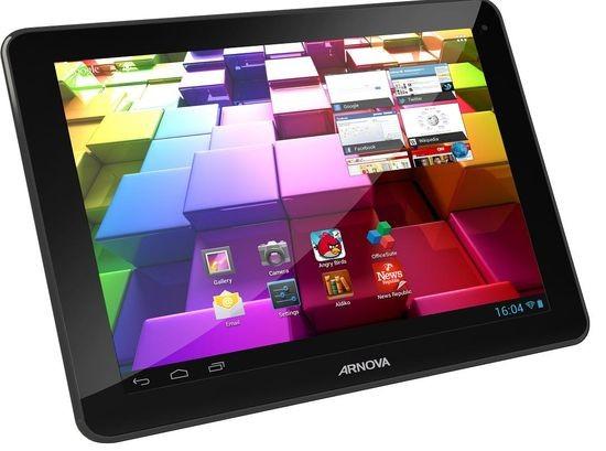 Archos Arnova 101 G4: недорогой планшетник