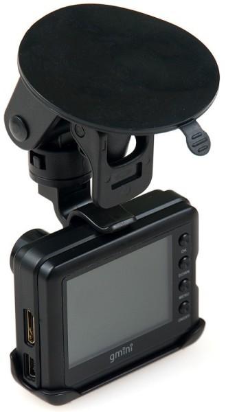 Gmini продемонстрировала свежий видеорегистратор MagicEye HD40