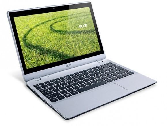 Ультрабук Acer Aspire V7 с разрывной графикой Nvidiа