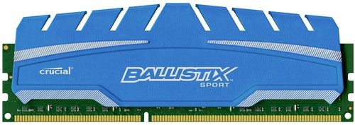 Геймерская память Crucial BallistiX Sport XT DDR3