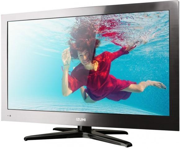 LED-телевизор IZUMI TI32D330B с технологией Смарт Тв