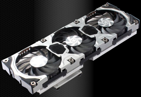 "Inno3D ""вооружила"" GeForce GTX 780 свежим кулером"