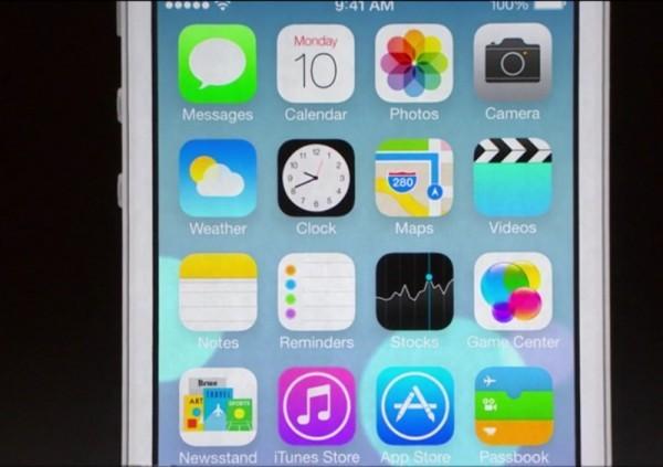 Эпл продемонстрировала платформу iOS 7