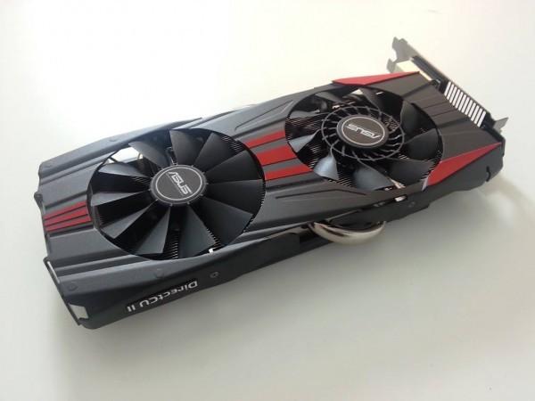 ASUS GeForce GTX 780 со свежей модификацией кулера DirectCU II
