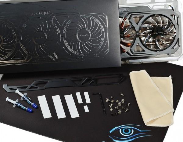 Прошел пресс релиз адаптера Gigabyte GeForce GTX Титан