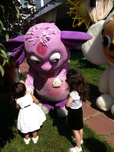 В интернет попал фотоснимок с дня рождения дочери Ани Лорак (фото)